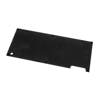 EKWB GTX FTW Backplate Black