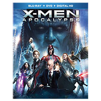 20th Century Fox X-Men Apocalypse Blu-Ray