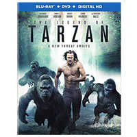 Warner The Legend of Tarzan Blu-Ray