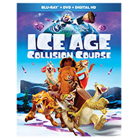 20th Century Fox Ice Age 5 Collision Course Blu-Ray