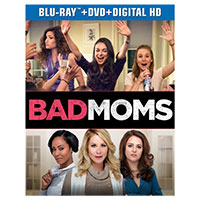 Universal Bad Moms Blue-Ray
