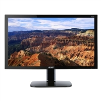 "Acer KG240 24"" Full HD FreeSync Display Monitor"