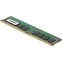 Crucial 8GB DDR4-2400 PC4-19200 ECC UDIMM Server Memory