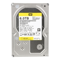 "WD 6TB 3.5"" 7,200 RPM DataCenter HDD - Gold"