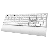 Azio Bluetooth Mechanical Keyboard for Mac