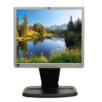 "HP 1740-R 17"" (Refurbished) Computer Monitor"