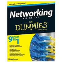 Wiley NETWORKING ALL-IN-ONE DUM