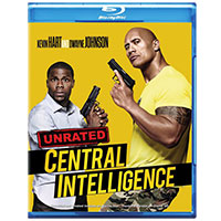 Warner Central Intelligence Blu-Ray