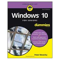 Wiley Windows 10 For Seniors For Dummies, 2nd Edition