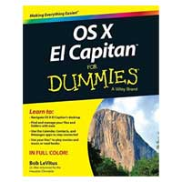 Wiley OS X El Capitan For Dummies, 1st Edition