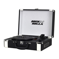 Rock 'n' Rolla Premium Portable Briefcase Turntable