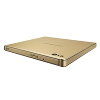 LG 8x Ultra Slim External DVD Burner with M-Disc