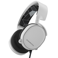 SteelSeries Arctis 3 Gaming Headset - White