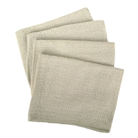 Shaxon Super Absorbent Cotton Terry Towels (4 Pack)