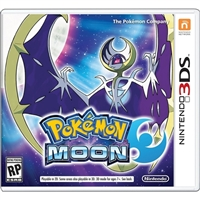 Nintendo Pokemon Moon (3DS)