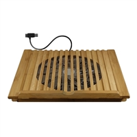 MacAlly Bamboo Cooling Stand for Macbook or any other Laptops