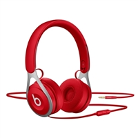 Apple Beats EP Headphones w/ Mic - Red