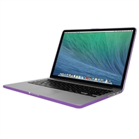 Incipio Technologies Feather Case for MacBook Pro 13'' - Royal Purple