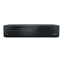 Philips DVP3355V/F7 DVD/VHS Combo Refurbished