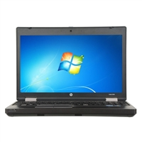 "HP ProBook 6560b 15.6"" Laptop Computer Refurbished - Black"