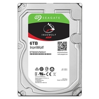 Seagate IronWolf NAS 6TB SATA III Internal HDD - OEM