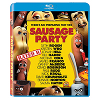 Columbia Tristar Sausage Party Blu-ray