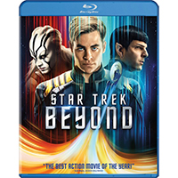 Paramount Star Trek Beyond Blu-Ray