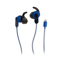 JBL Reflect Aware Sport Earphones w/ Noise Cancellation - Blue