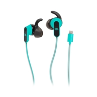 JBL Reflect Aware Sport Earphones w/ Noise Cancellation - Teal