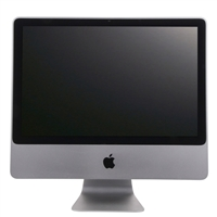 "Apple iMac MB419LL/A 24"" All-in-One Desktop Computer Pre-Owned"