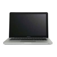 "Apple MacBook Pro MC724LL/A 13.3"" Laptop Computer Pre-Owned - Silver"