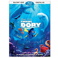 Disney Finding Dory Blu-Ray