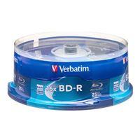 Verbatim BD-R 25GB 6X with Branded Surface