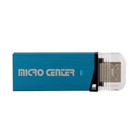 Micro Center 64GB USB 3.0 OTG Flash Drive With Micro USB Connector