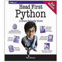 O'Reilly Head First Python, 2nd Edition