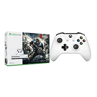 Microsoft Xbox One S Console 1TB - Gears of War 4 Edition