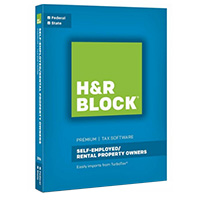 Block Financial Software H&R Block Tax Software Premium 2016