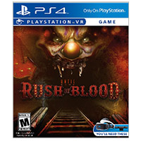 Sony Until Dawn Rush Blood (PSVR)