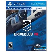 Sony DriveClub (PSVR)