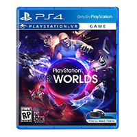 Sony Playstation VR Worlds (PSVR)
