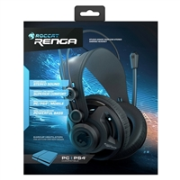 ROCCAT Renga Gaming Headset - Black