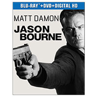 Universal Jason Bourne Blu-Ray