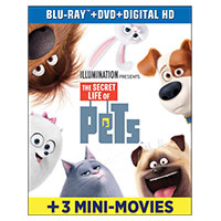Universal The Secret Life of Pets Blu-Ray