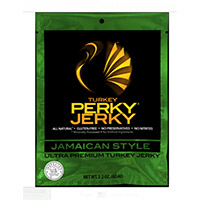 Perky Jerky Jammin' Jamaican