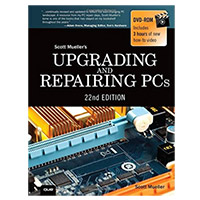 Pearson/Macmillan Books Upgrading and Repairing PCs, 22nd Edition