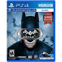 Warner Brothers Batman: Arkham (PSVR)