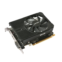 Zotac GeForce GTX 1050 Ti 4GB GDDR5 Mini Video Card