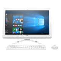 "HP 24-g012 23.8"" All-in-One Desktop Computer Refurbished"
