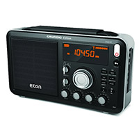 Eton AM/FM/Shortwave Radio with Bluetooth Streaming