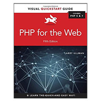 Pearson/Macmillan Books PHP FOR THE WEB VQS 4/E